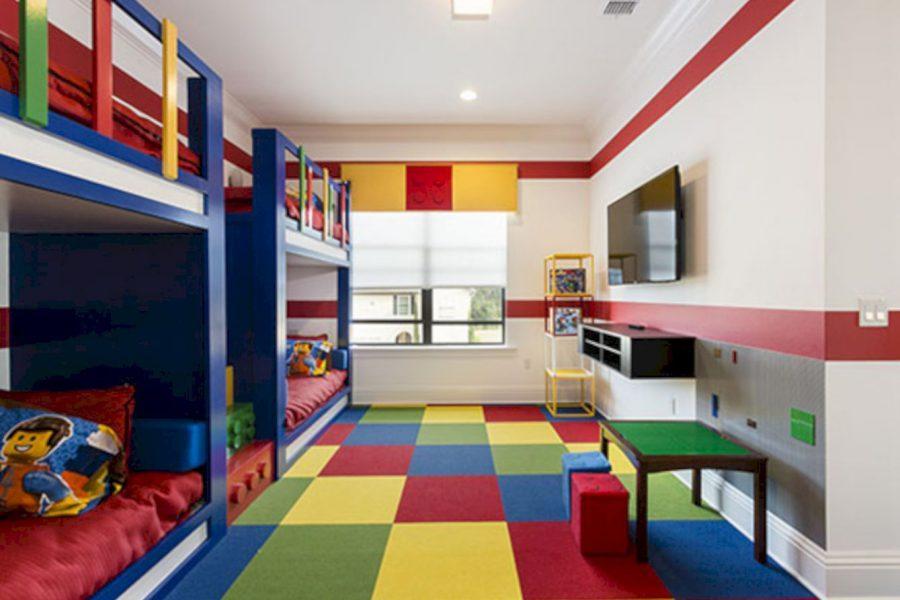 אריחים בחדרי ילדים – לגדול בכיף